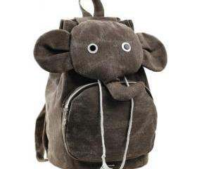 Brown Cute Elephant ..